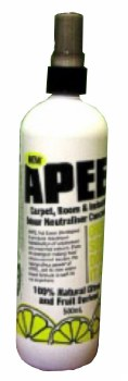 Apeel Odour Nuetraliser 500ml