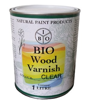 BIO WOOD VARNISH 1L