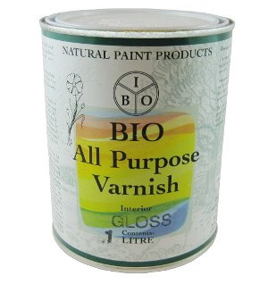 Bio Varnish All-Purpose Gloss 1L