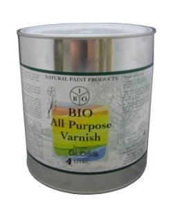 Bio Varnish All-Purpose Gloss 4L