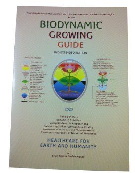 Biodynamic Growing Guide Chart