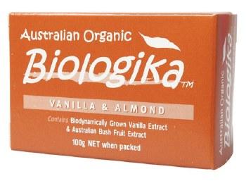 Vanilla/Almond Soap 100g