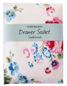 Drawer Sachet Bloom Sandalwood