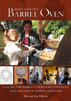 Build Your Own Barrel Oven
