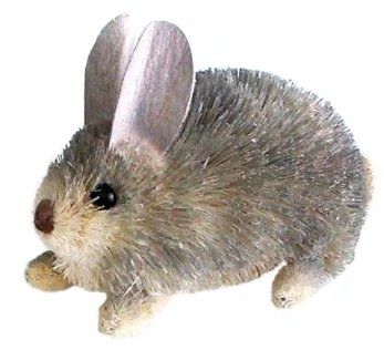 Easter Bunny - Grey