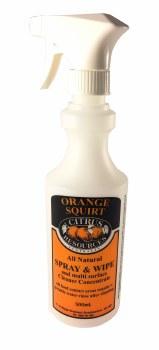 Orange Squirt dispenser 500mL