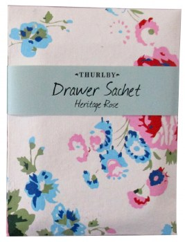 Drawer Sachet Bloom Heritage Rose