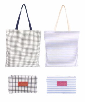 Foldable Cotton Shoppping Bag