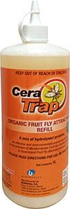 Fruit Fly Trap Cera refill 1L