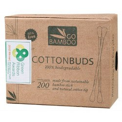Cotton Buds Bamboo - 200