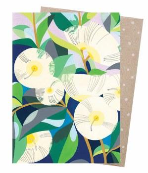 Greeting Card - Lemon Scented Gum
