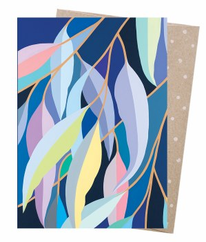 Greeting Card - Moonlit Gum