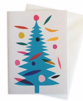 Greeting Card - Seasons Greetings