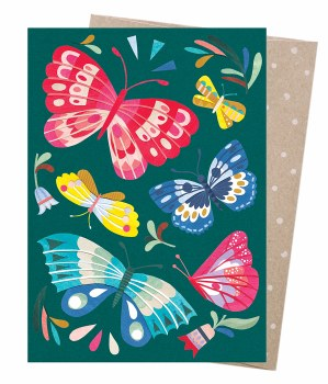 Greeting Card - Tropical Butte