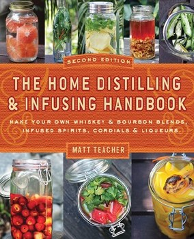 Book: Home Distilling & Infusing