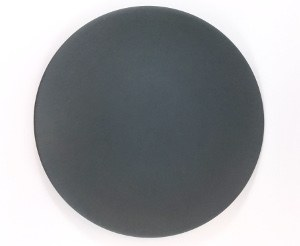 Impact Dinner Plate Charcoal