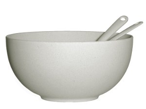 Impact Salad Bowl 24.5cm Stone