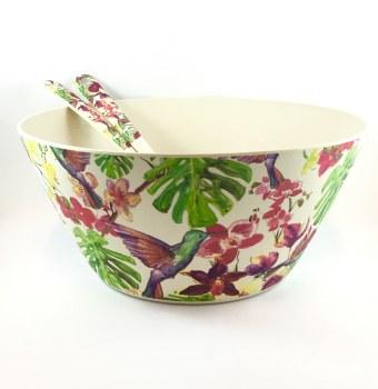 Impact Salad Bowl 25cm Tropicana
