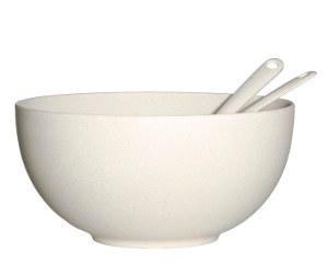 Impact Salad Bowl 25cm Cream