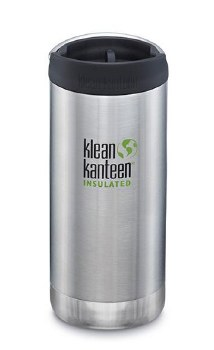 Klean Kanteen TKWide 355ml Brushed Stainless Steel
