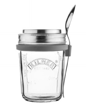 Kilner Breakfast Jar Set 350ml