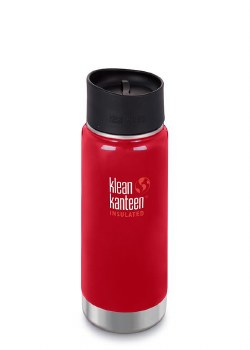 Klean Kanteen Wd Ins 473ml Mineral Red