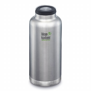 Klean Kanteen TKWide1900ml Insulated, Brushed Stainless Steel