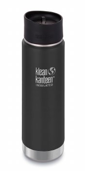 Klean Kanteen Wide Insulated 590ml Shale Black
