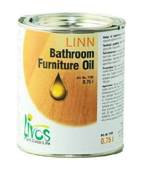 Linn Bathroom & Furniture Oil 750ml