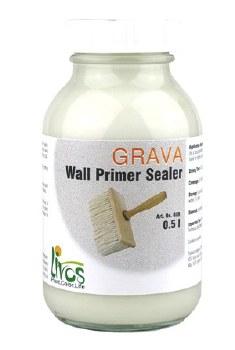 Livos Grava Wall Primer Sealer 10L