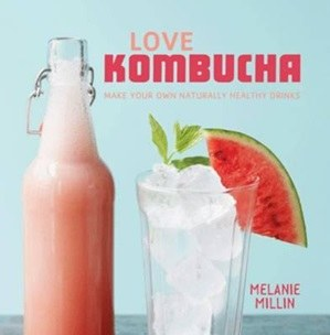 Book: Love Kombucha