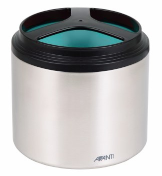 Lunchbox Insulated Round Turquoise