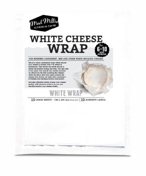 Mad Millie White Cheese Wrap