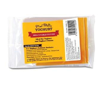 Mad Millie Yoghurt Culture Dairy Free 5 sachets
