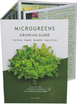 Microgreens Growing Guide