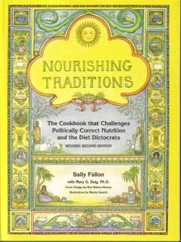 Nourishing Traditions - Sally Fallon