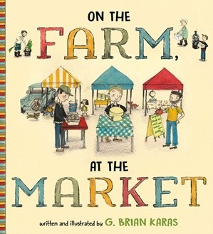 On The Farm, At The Market