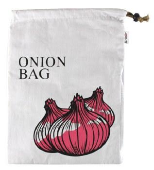 Fruit and Veg Bag - Onion Black Out Bag