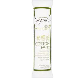 Cotton Pads Organic - 100