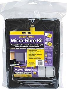 Paint Roller Kit Microfibre 230mm