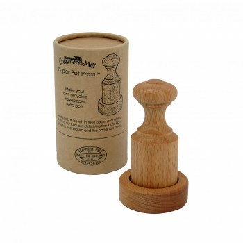 Pot Maker - Paper Pot Press