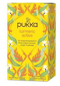 Pukka Turmeric Active