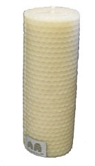 QueenB Honeycomb 15cm Medium Candle