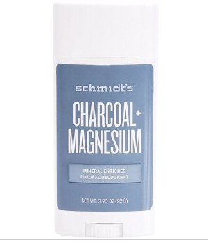 Deodorant Charcoal Magnesm 92g