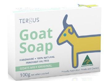 Goats Milk Soap Original Fragrance Free