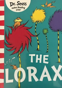 The Lorax (Yellow Back Book)