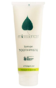 Lemon Toothpaste by MiEssence 140g