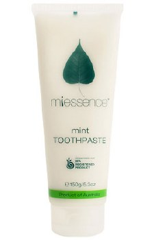 Mint Toothpaste by MiEssence