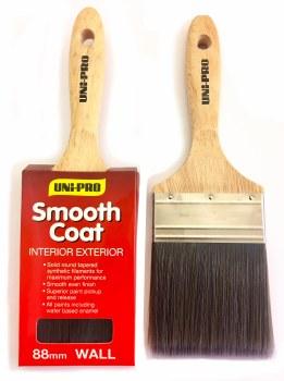 Uni-Pro Smooth Coat Brush 88mm