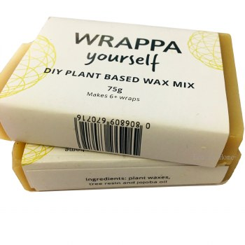 WRAPPA DIY Wax Mix Vegan 75g